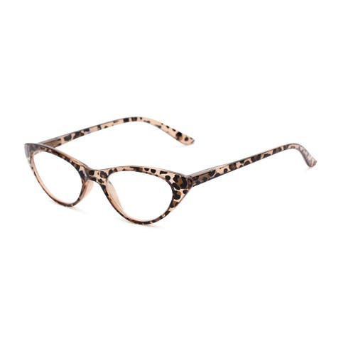 Readers.com The Brit Cat Eye Reading Glasses
