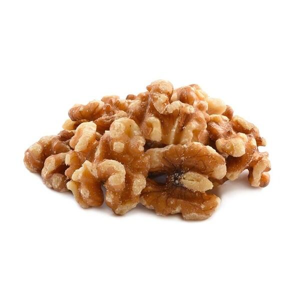 Bulk Nuts Walnuts Conv Hvs/pcs Raw 5 Lbs