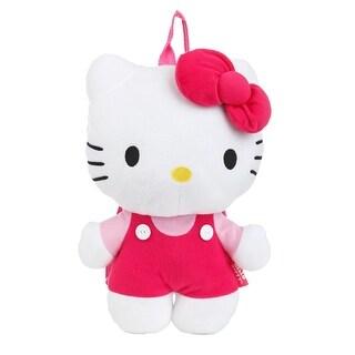 """Hello Kitty Full Body 14"""" Stuffed Backpack"""