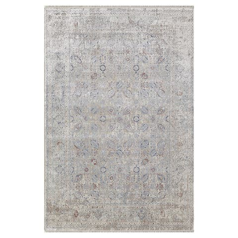 Whitney Contemporary Transitional Power Loomed Area Rug