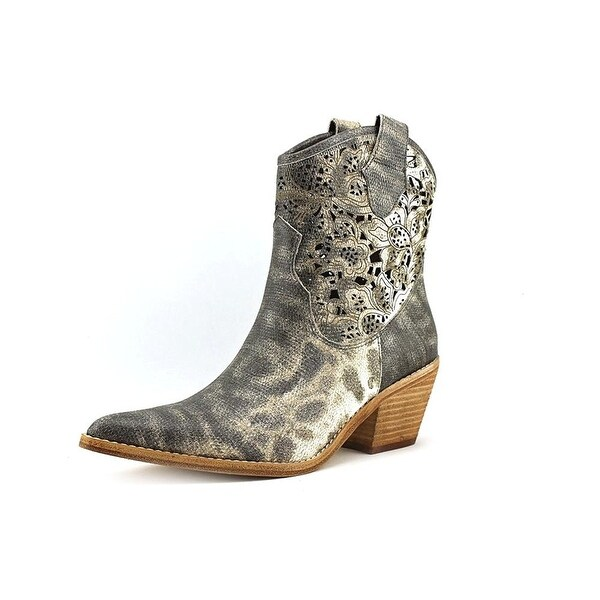 Donald J Pliner Women's Seline Boot, Natural - 9