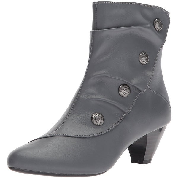 Soft Style Women's Gilnora Ankle Bootie - 6