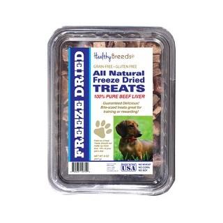 Healthy Breeds Dachshund Beef Freeze Dried Treats