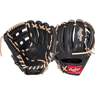 "Rawlings Heart of the Hide Narrow Fit 11.5"" Baseball Glove"