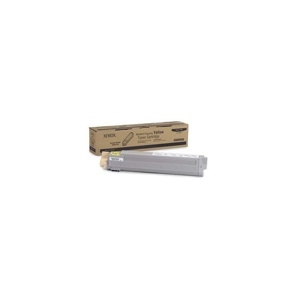 Xerox 106R01152 Xerox Yellow Standard Capacity Toner Cartridge - Yellow - Laser - 9000 Page - 1 Each