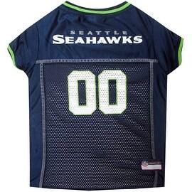 NFL Seattle Seahawks Pet Jersey