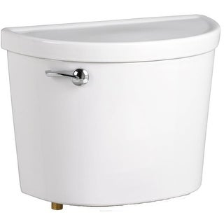 American Standard 4225.A174 Champion Pro Toilet Tank with Tank Lid Locking Device and Aquaguard Liner