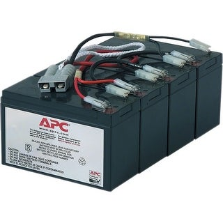 APC Replacement Battery Cartridge Replacement Battery Cartridge