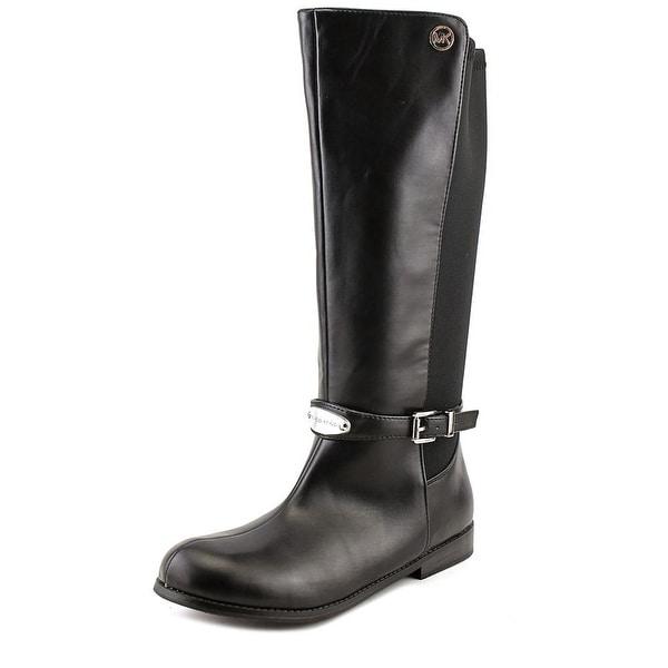 Michael Michael Kors Parson Round Toe Leather Boot
