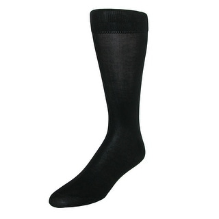 Vannucci Men's Pima Cotton Dress Sock