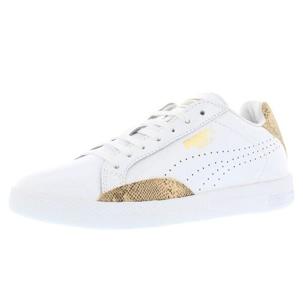 Puma Match Lo Pnt Snake Women's Shoes - 9 b(m) us