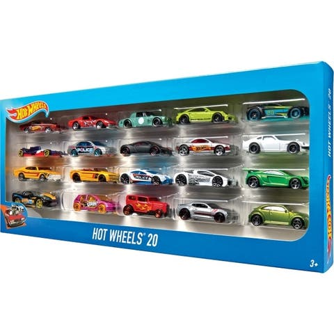 Mattel h7045 hot wheels 20 car