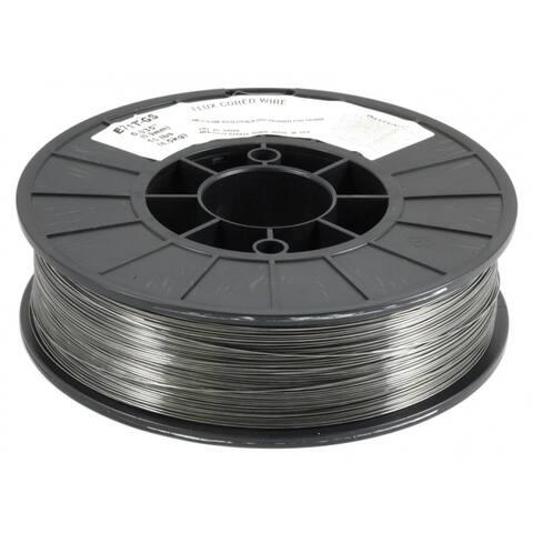 "Forney 42302 Flux Core Mild Steel E71T-GS MIG Welding Wire, 0.035"" Dia"