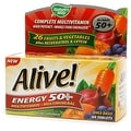 Alive! Energy 50+ Multivitamin 60 ea - Thumbnail 0