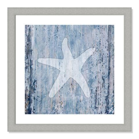 Sealife Starfish - 25'' x 25''