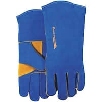 Forney Industries Lrg Hd Welding Gloves 53422 Unit: PAIR
