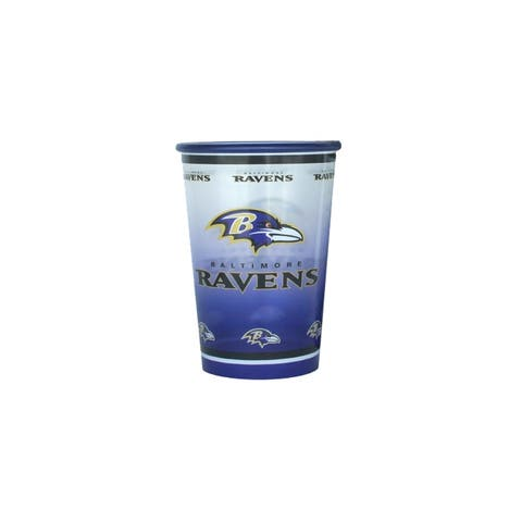 Nfl cup baltimore ravens 2-pack (20 ounce)-nla