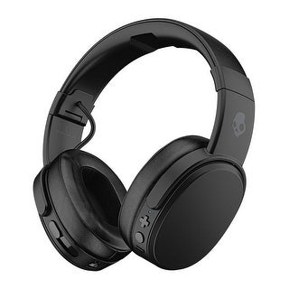 Skullcandy Crusher Wireless Headphones with mic full size wireless Bluetooth - Black