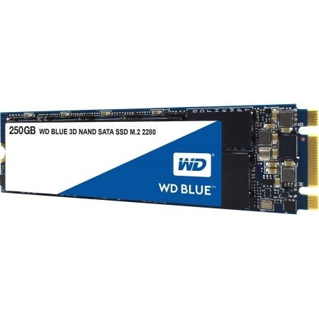 Western Digital - 250Gb Wd Blue 3D Nand Sata Ssd