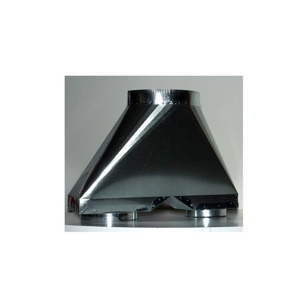 Vent A Hood Vp562 10 Diameter Modern Themed Multi Er Transition For