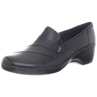 CLARKS Women's May Marigold Slip-On Loafer, - 10