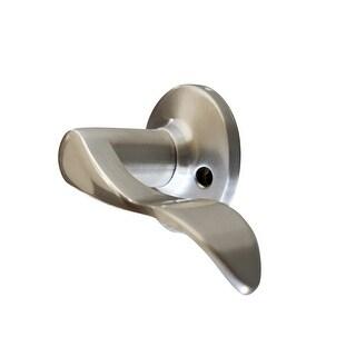 Design House 727925  Stratford Right Handed Dummy Door Lever - Satin Nickel