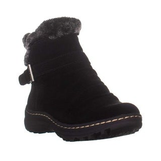 Link to Bare Traps Womens Arlow Leather Closed Toe Ankle Cold Weather Boots Similar Items in Women's Shoes
