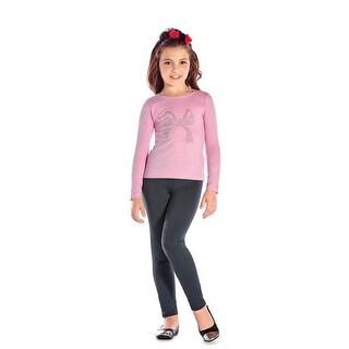 Girls Leggings Kids Elastic Pants Winter Clothing Pulla Bulla 2-10 Years
