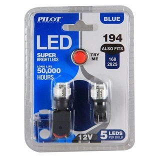 Pilot Automotive 5-SMD LED Dome Light Bulb