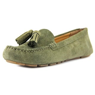 Nine West Beekley Women Moc Toe Suede Loafer