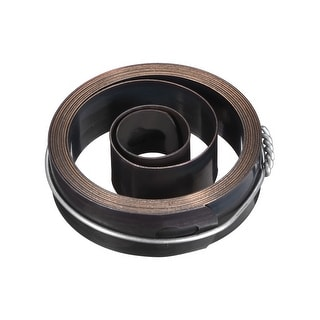 Drill Press Spring Quill Feed Return Coil Spring Assembly 1800mm 65x19x0.7mm - 0.7 x 19 x 1800mm