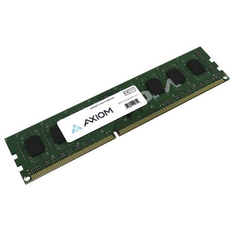 Axiom AX31066N7Y/4GK Axiom 4GB DDR3 SDRAM Memory Module - 4 GB (2 x 2 GB) - DDR3 SDRAM - 1066 MHz DDR3-1066/PC3-8500 - Non-ECC -