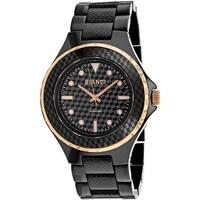 Roberto Bianci Women's Casaria RB2800 Black Dial watch