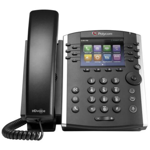 Polycom 2200-48400-019 Business Media Phone (12 Line)