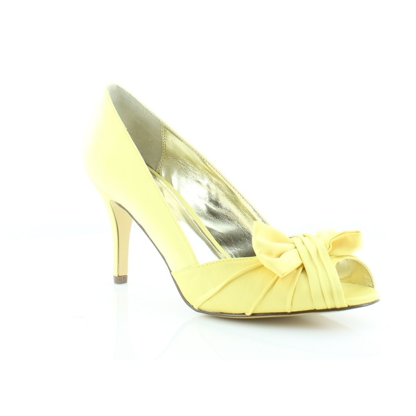 55debf2343e6 Shop Nina Futura Women s Heels Canary Yellow - 11 - Free Shipping On ...