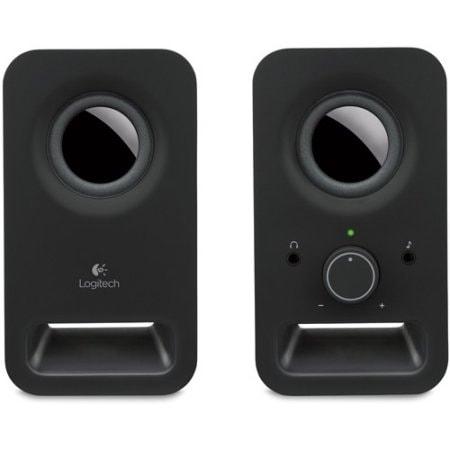 Logitech 980-000802 Multimedia Speakers Z150 Midnight Black