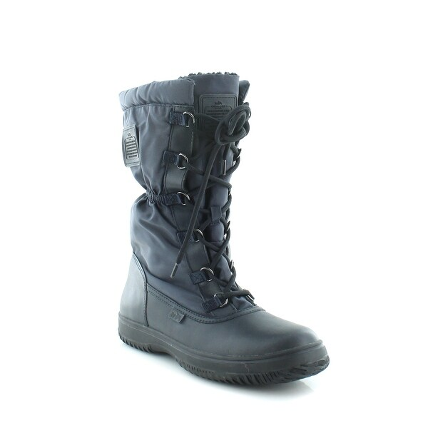 Coach Sage Women's Boots MDNT NVY - 6.5