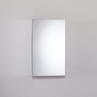 """Robern MC2430D4R M Series 24"""" x 30"""" x 4"""" Single Door Medicine Cabinet with Right Hinge and Magnetic Organization"""