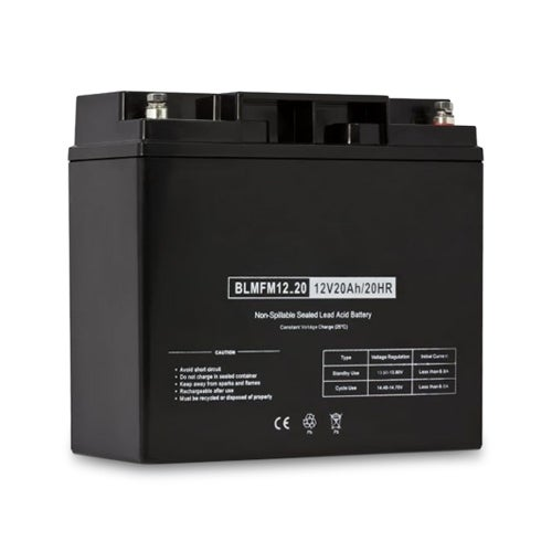Replacement AGM SLA Battery 12V-20Ah Single Pack Replacement AGM SLA Battery