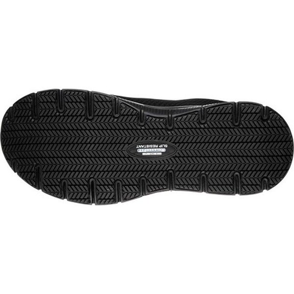 Shop Skechers Men's Work Relaxed Fit Flex Advantage Bendon