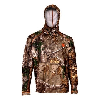 Rocky Outdoor Shirt Mens Athletic Mobility L/S Mask Realtree HW00120