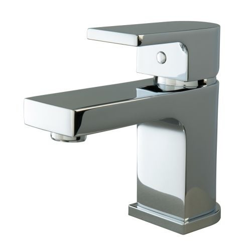 Miseno ML600 Florence Single Hole Bathroom Faucet - Includes Lifetime Warranty and Pop-Up Drain Assembly