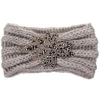 Mad Style Grey Iris Headwrap