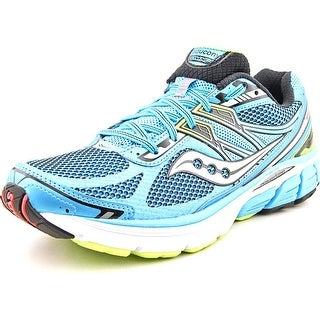 Saucony Omni 14 Women N/S Round Toe Synthetic Blue Running Shoe