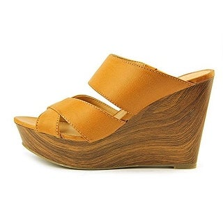 Report Womens EVERLYNN Open Toe Casual Platform Sandals