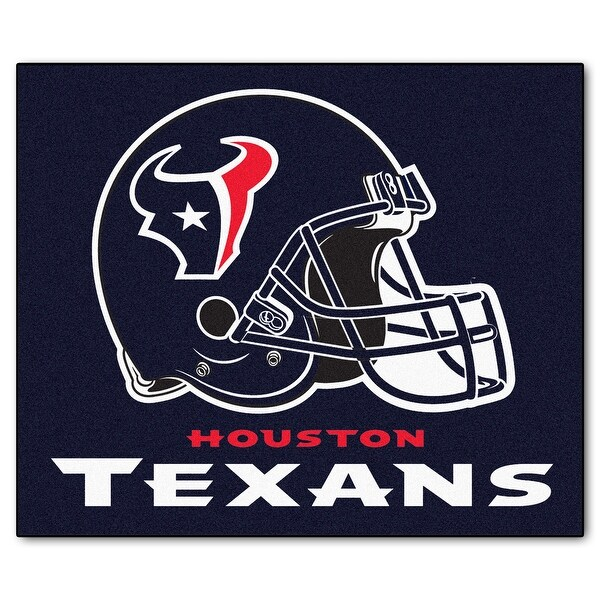 97dc6a85dea7ca Shop NFL Houston Texans Tailgater Mat Rectangular Outdoor Area Rug - Free  Shipping Today - Overstock - 22616406
