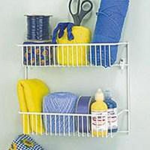 Clorox 8002 Storage Rack, 2Tier