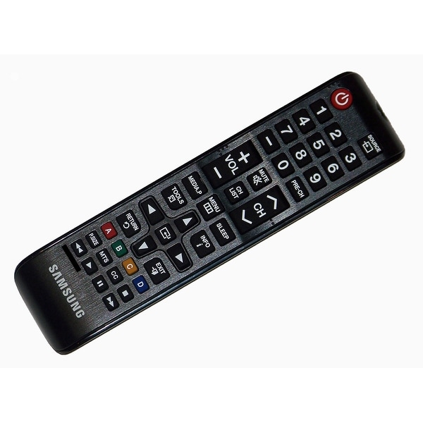 NEW Samsung Remote Control Originally Shipped With UN48J5000AF, UN48J5000AFXZA