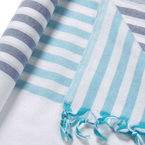 Handloom %100 Turkish Cotton Beach Towel