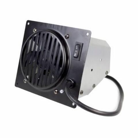 World Marketing 20-6127 Heater Blower, Black/Beige